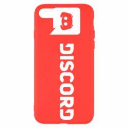 Чохол для iPhone SE 2020 Discord