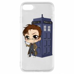 Чохол для iPhone SE 2020 Doctor who is 10 season2