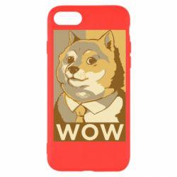 Чохол для iPhone SE 2020 Doge wow meme