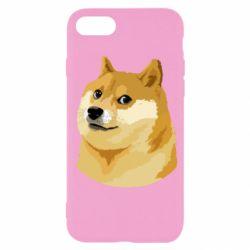 Чохол для iPhone SE 2020 Doge