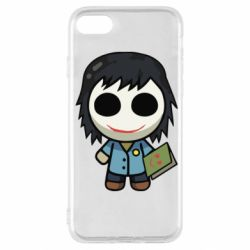 Чохол для iPhone SE 2020 Doll with a book