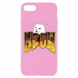 Чохол для iPhone SE 2020 Doom меов cat