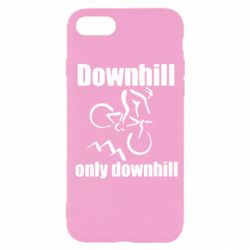 Чохол для iPhone SE 2020 Downhill,only downhill