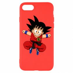 Чохол для iPhone SE 2020 Dragon ball Son Goku