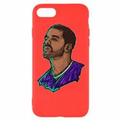 Чехол для iPhone SE 2020 Drake