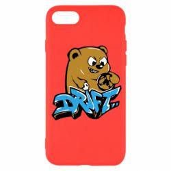 Чехол для iPhone SE 2020 Drift Bear