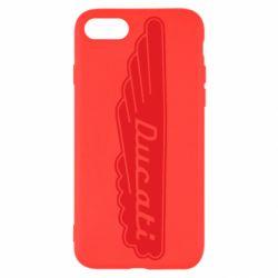 Чехол для iPhone SE 2020 Ducati Motors