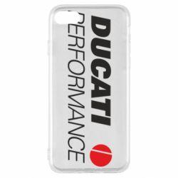 Чохол для iPhone SE 2020 Ducati Perfomance