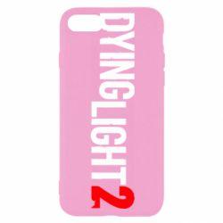 Чохол для iPhone SE 2020 Dying Light 2 logo