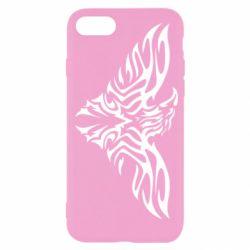 Чехол для iPhone SE 2020 Eagle