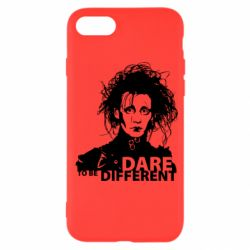 Чохол для iPhone SE 2020 Edward Scissorhands