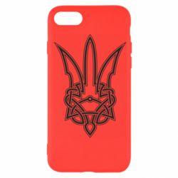 Чохол для iPhone SE 2020 Emblem 18