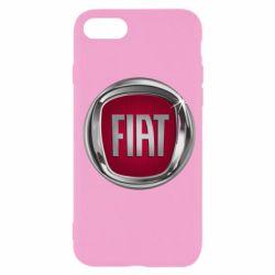 Чохол для iPhone SE 2020 Emblem Fiat