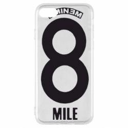 Чехол для iPhone SE 2020 Eminem 8 mile