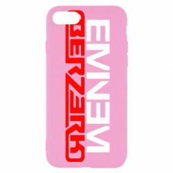 Чехол для iPhone SE 2020 Eminem Berzerk