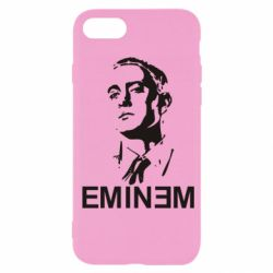 Чехол для iPhone SE 2020 Eminem Logo
