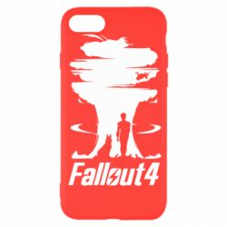 Чехол для iPhone SE 2020 Fallout 4 Art