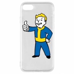 Чохол для iPhone SE 2020 Fallout Best!