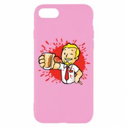 Чохол для iPhone SE 2020 Fallout  boy blood