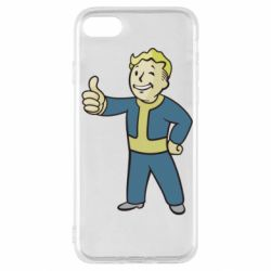 Чехол для iPhone SE 2020 Fallout Boy