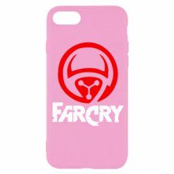 Чехол для iPhone SE 2020 FarCry LOgo