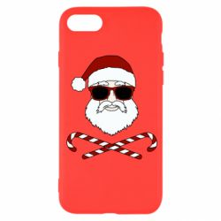 Чохол для iPhone SE 2020 Fashionable Santa