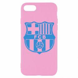 Чехол для iPhone SE 2020 FC Barcelona