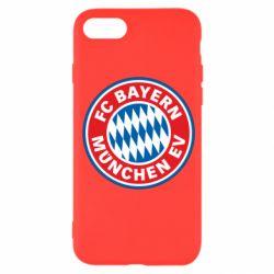 Чохол для iPhone SE 2020 FC Bayern Munchen