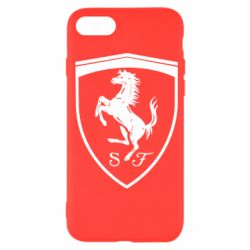 Чохол для iPhone SE 2020 Ferrari horse