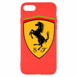 Чехол для iPhone SE 2020 Ferrari