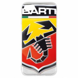 Чехол для iPhone SE 2020 FIAT Abarth