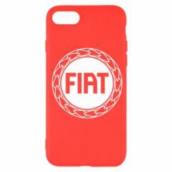 Чохол для iPhone SE 2020 Fiat logo