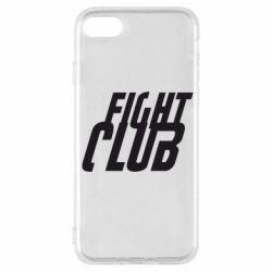 Чохол для iPhone SE 2020 Fight Club