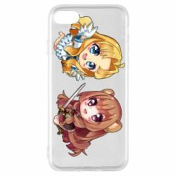 Чохол для iPhone SE 2020 Filo & Raphtalia