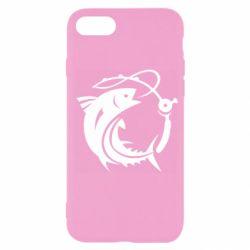 Чохол для iPhone SE 2020 Fish on the hook