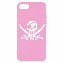 Чохол для iPhone SE 2020 Flag pirate
