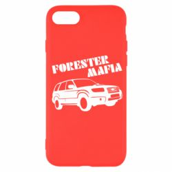 Чехол для iPhone SE 2020 Forester Mafia