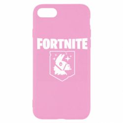 Чехол для iPhone SE 2020 Fortnite and llama