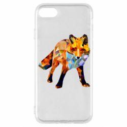 Чохол для iPhone SE 2020 Fox broken