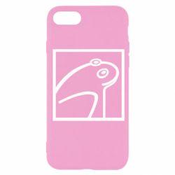 Чохол для iPhone SE 2020 Frog squared