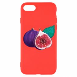 Чехол для iPhone SE 2020 Fruit Fig