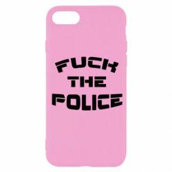 Чохол для iPhone SE 2020 Fuck The Police До біса поліцію