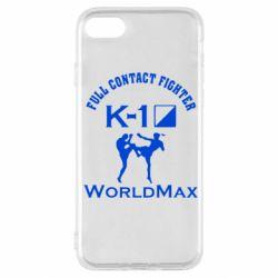 Чохол для iPhone SE 2020 Full contact fighter K-1 Worldmax