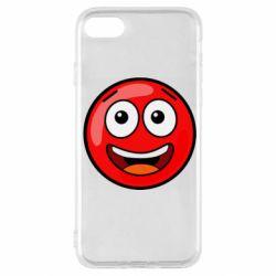 Чохол для iPhone SE 2020 Funny Red Ball