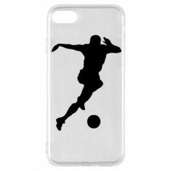 Чехол для iPhone SE 2020 Футбол