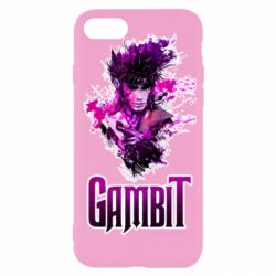 Чехол для iPhone SE 2020 Gambit and hero