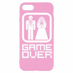 Чехол для iPhone SE 2020 Game Over