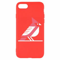 Чохол для iPhone SE 2020 Geometric Bird