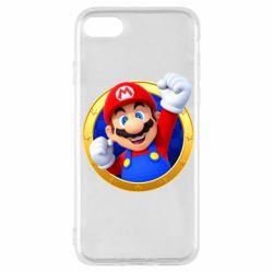 Чохол для iPhone SE 2020 Герой Маріо