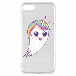 Чохол для iPhone SE 2020 Ghost Unicorn